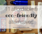 11 affordable, reusable and eco-friendly alternatives on Amazon